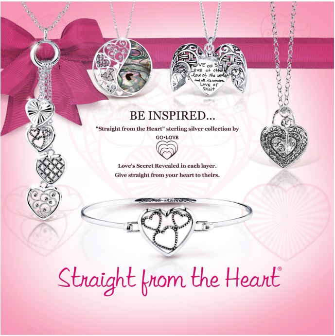 "Love is in the Air! Think ""Straight from the Heart"" for ..."