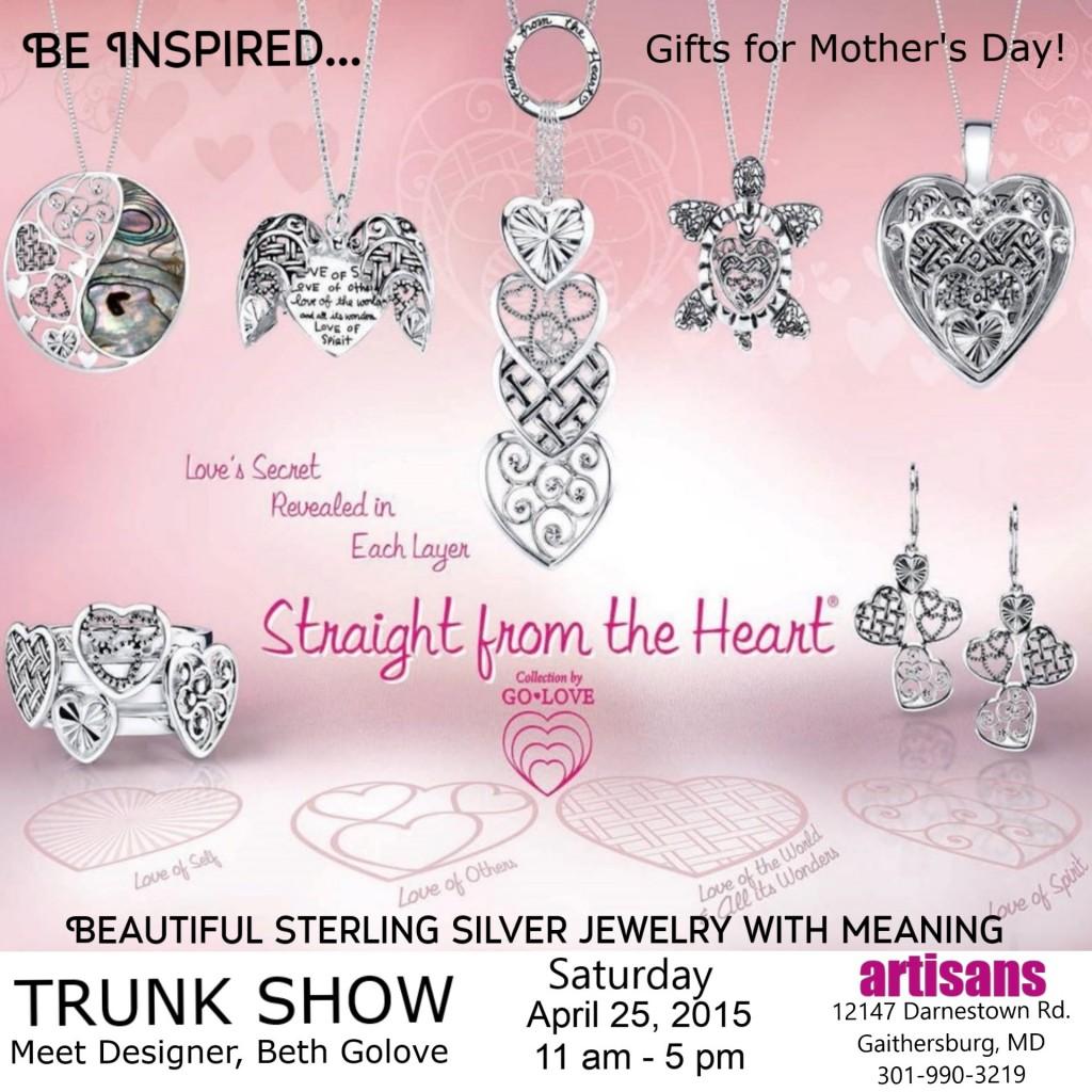 Artisans Trunk Show 4-25-15