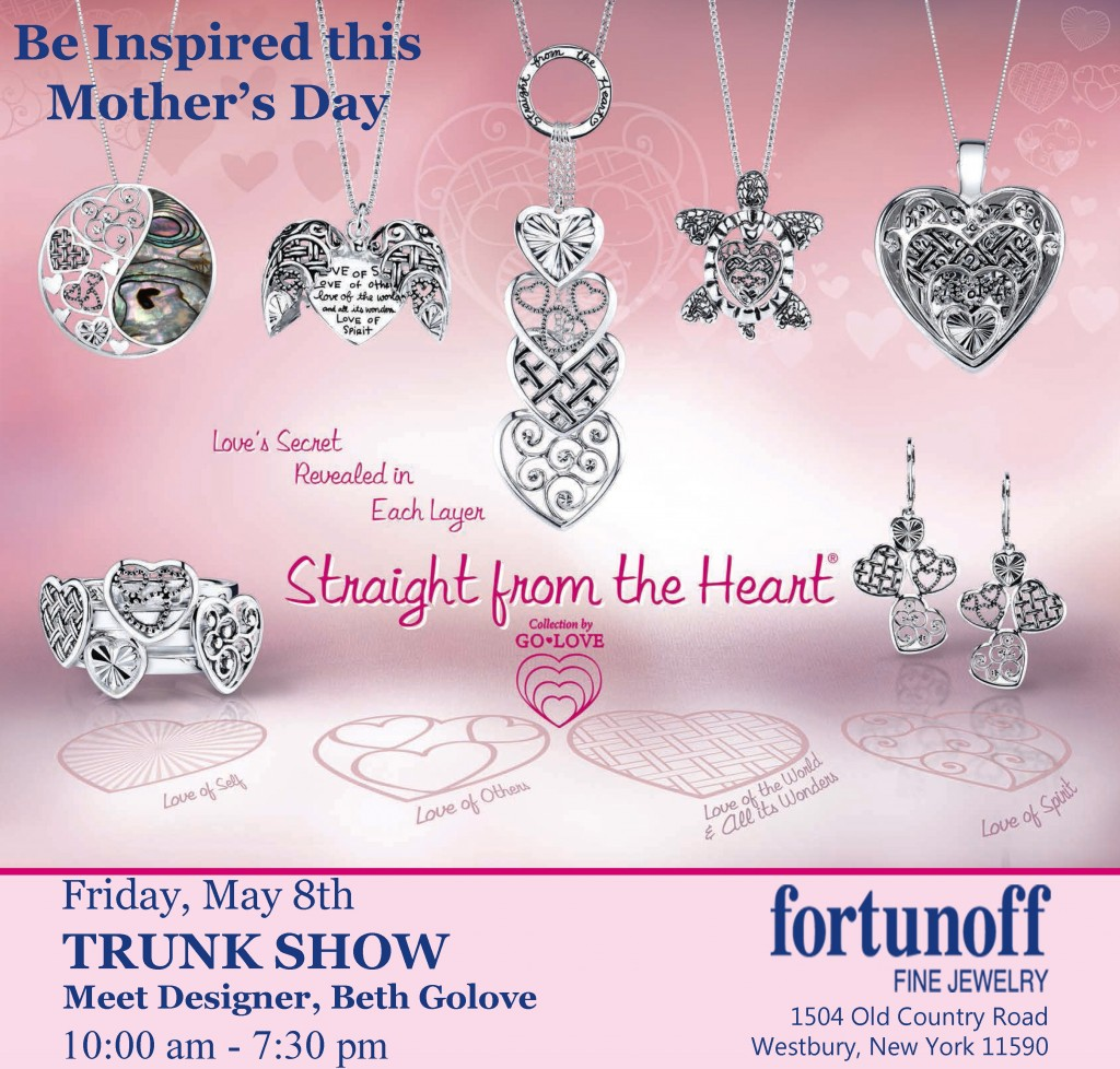 Fortunoff's Trunk Show - Straight From The Heart
